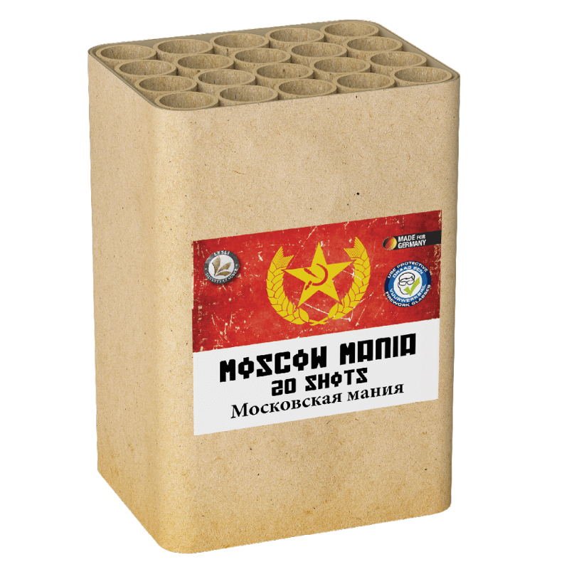 Moscow Mania