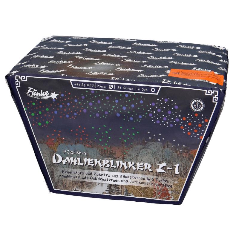 Dahlienblinker Z-1