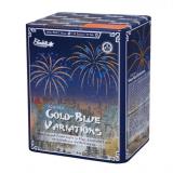 Gold-Blue Variations