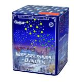 Weissblinker-Dahlien
